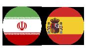 Irán - España